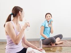 【ヨガ教室】有酸素運動で無理なく脂肪を燃焼させよう!